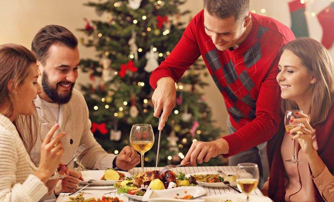 ¡No subas de peso esta navidad!