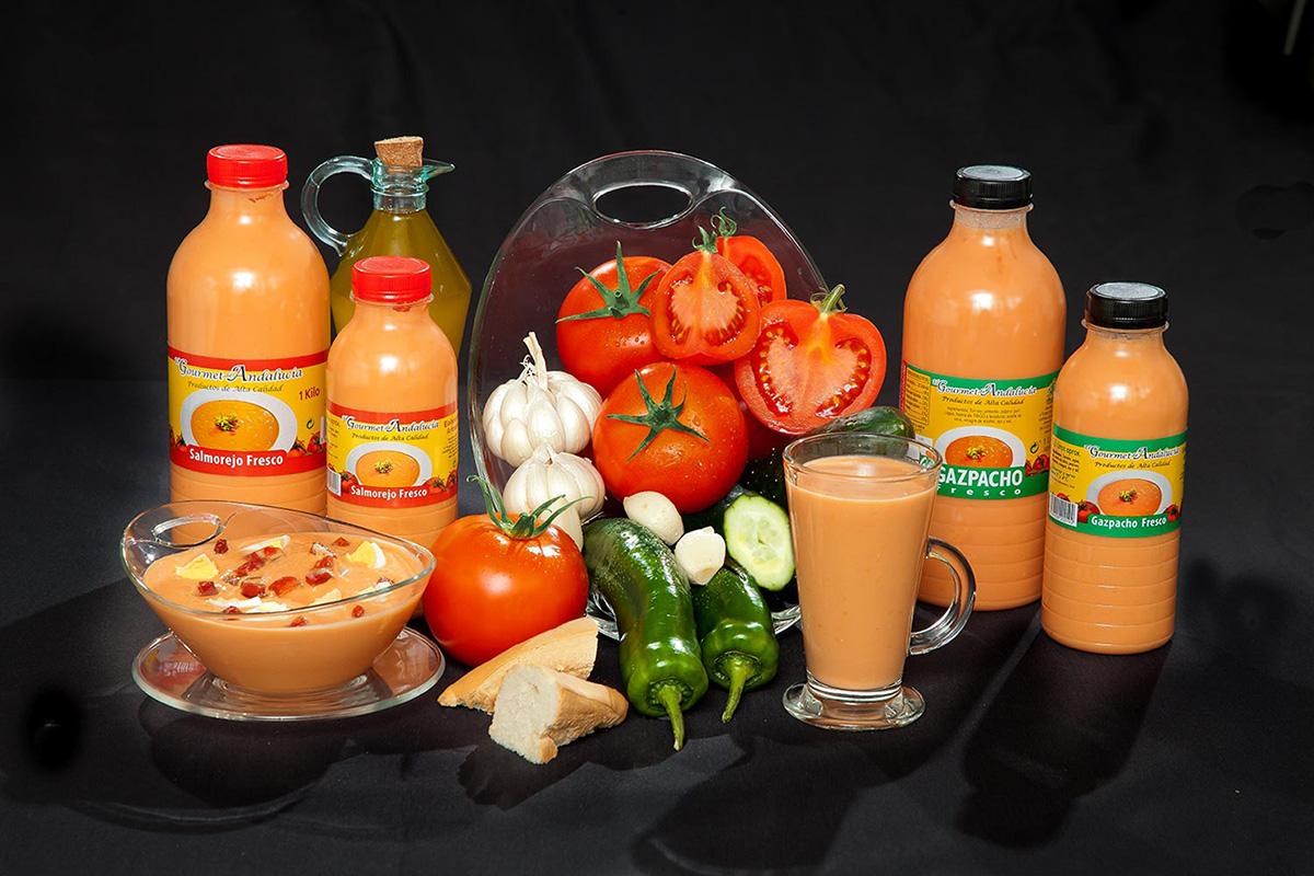 Productos de alimentación en Sevilla
